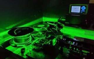 Microstructured Optical Fibres - RAGNUSMOF