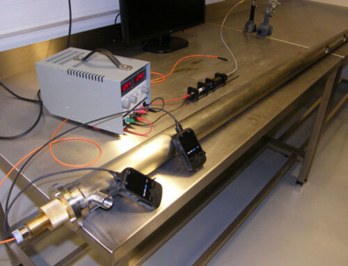 High-Temperature Probes for 3D Measurement of Corrosion in Metal Processing – January 2012